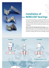 Norglide Bearings Installation Brochure