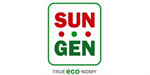 SUNGEN - Model SG-HN-GG Series - Amorphous Silicon Solar Modules