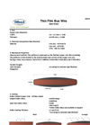 Thin Film Bus Wire Brochure