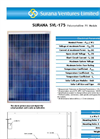 Solar Photovoltaic Modules SVL-175