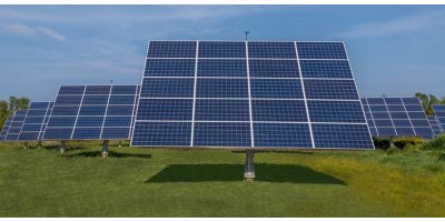 AllEarth - Model L20 - Landscape-oriented Dual-axis Solar Tracker