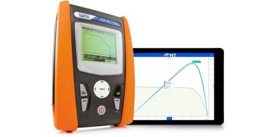 HT - Model SOLARI-V - Multifunction I-V Curve Tracer