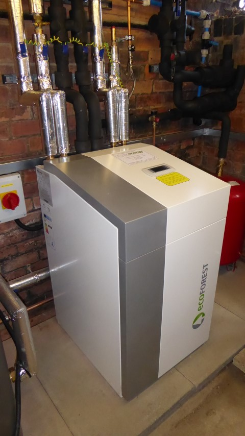 Isoenergy - Ground Source Heat Pumps (GSHP)