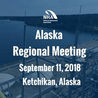 NHA Alaska Regional Meeting 2018