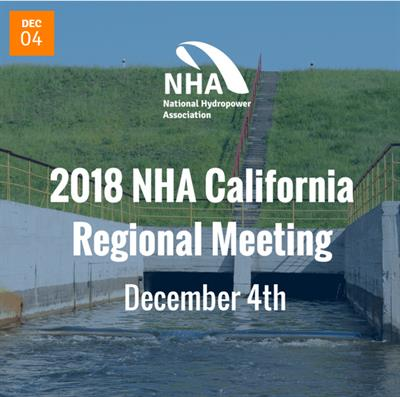 NHA California Regional Meeting 2018