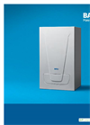 Baxi EcoBlue - Advance Heat Only Boilers Brochure