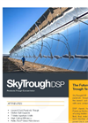 SkyTrough - Model DSP - Parabolic Trough Concentrator - Brochure
