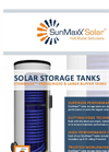 StorMaxx - Solar Hot Water Storage Tank Brochure