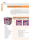 Intelligent Power Switch Controller ATS controller- Brochure