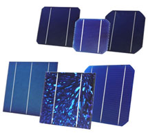 PJSC - Monocrystalline and Multicrystalline Photovoltaic Cells from 4x4 Up to 6x6