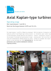 Axial Turbine Brochure