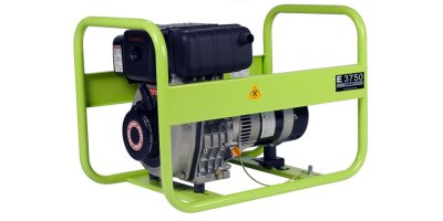 Model 4000 Watt - Portable Diesel Powered Generator