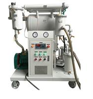 Model ZY Series - Single Stage Vacuum Transformer Oil Purifier