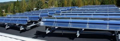 Absolicon - Model X10 PVT - Solar Collectors