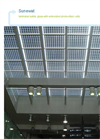Laminated Safety Glass with Embedded Photovoltaic Cells-Sunewat
