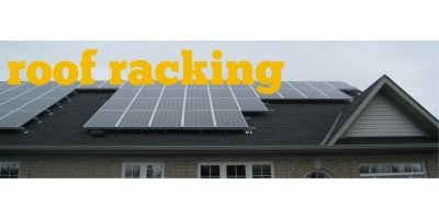 Shingled Roof Racking for Solar Photovoltaic Installations