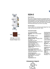 Model 5224-2 - Combination Switch Brochure