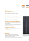 Photovoltaic Modules 245 / 6 MNBS