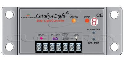 Model CE-SLC15 - CatalystLight Solar Light Controller