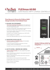 OutBack Power - Model FLEXmax 60/80 - Charge Controller - Brochure