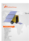 Model Micro 3000 Series - Solar Charge Trailer with Storage - Brochure