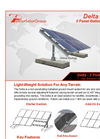 2 High Ballasted Ground Mount - Datasheet