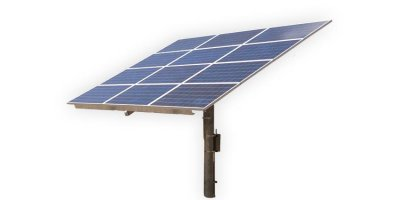 PSG - Model 2.0kW, 3.0kW, 4.0kW - Fixed Pole Solar Mounting Systems