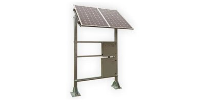 PSG - Model 2  & 3 Panel - Solar Off-Grid Monitoring System