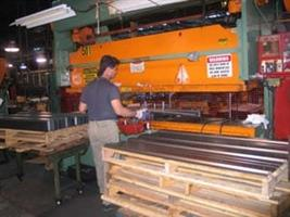 Precision Press Braking and Custom Metal Bending Services