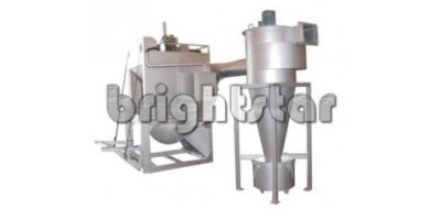 Energy Saving Aluminum Dross Processing Machine