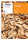 Synthesis Gas, Syngas, Wood Gas, Producer Gas Brochure