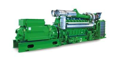 GE Jenbacher - Model Type-6 - Gas Engine