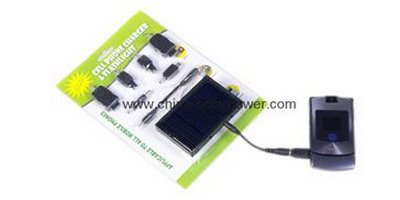 Model XHH002 - Multifunctional Solar Charger