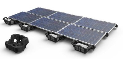 FastRack - Model FR510-5 - Simple Solar Racking