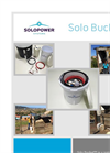 SoloBucket - Portable Power Plant Brochure