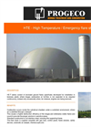 HTE - High Temperature / Emergency Flare Stack Brochure