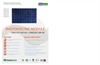 Model CRM255S156P-60 - CRM220S156P-60 - Polycrystalline Photovoltaic Module - Datasheet