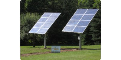 Model GS-SP-0.6KW - Off-Grid Solar Power System