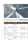 Wind Turbine Blade Testing Services Brochure