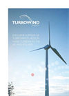 Turbowinds - T400-34 - Medium-Wind Turbines Brochure