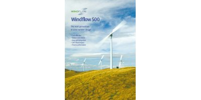 Windflow - Model 500 - Wind Turbines