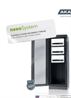 neeo - - Flexible Lithium-Ion Energy Storage System  Brochure