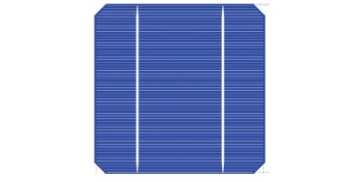 Model 125SL - Mono-Crystalline Solar Cell