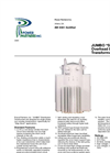 Power Partners - Model JUMBO - Single-Phase Distribution Transformers - Spec Sheet