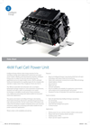 Model 4kW - Fuel Cell Power Unit - Brochure