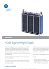 Model AC64 - Lightweight Fuel Cell Stack - Brochure