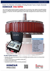 System for Detection of Excitation Winding Shorted Turns in Hydro Generator - Brochure