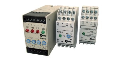 Model EUW 3  - 3 Phase Voltage  Monitoring Relays System