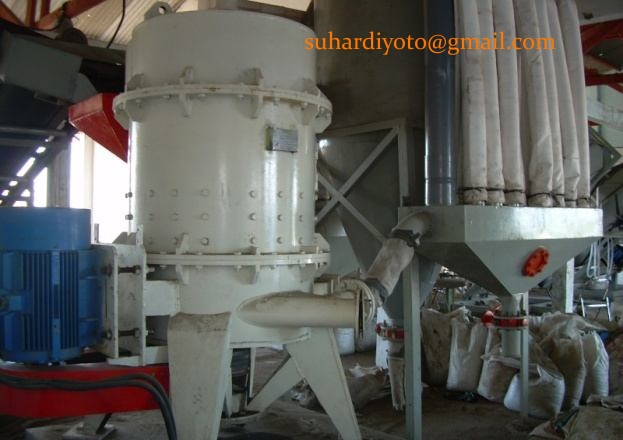 Crushing Plant for Granulated Fertilizers/Limestone/Ore