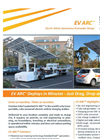 Envision Solar - Model EV ARC Products - Brochure